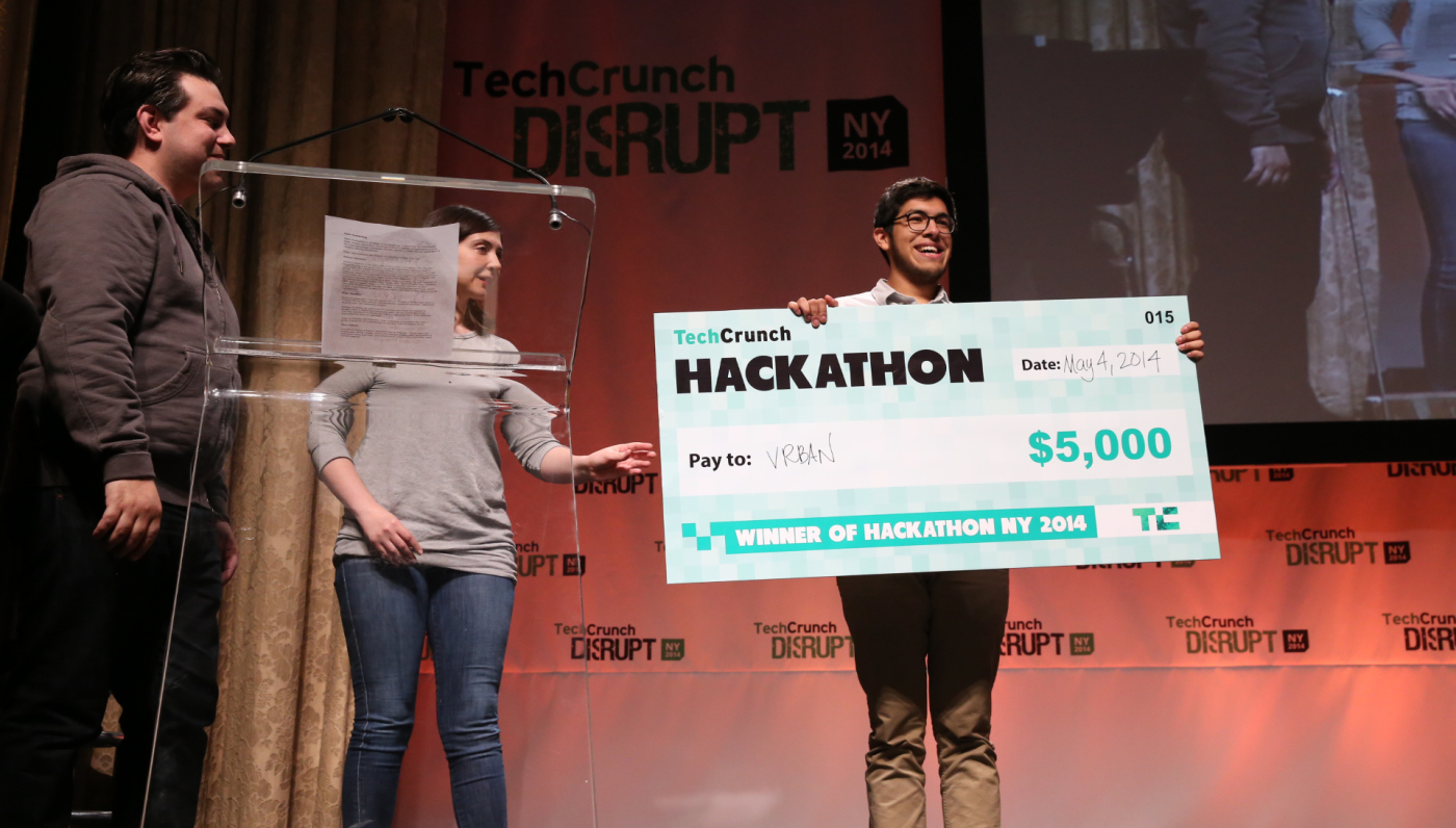 hackathon-winner-vrban