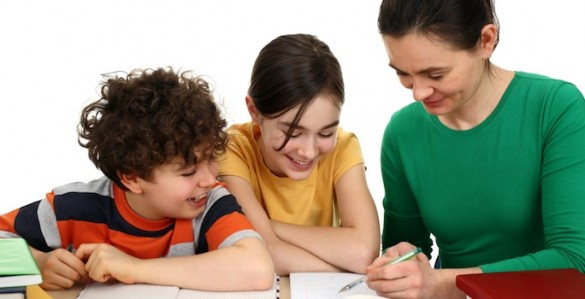 studying with children essay